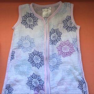 Aden & Anais muslin 100% cotton sleeping bag